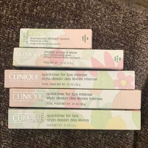 Clinique Lip Products! NWT